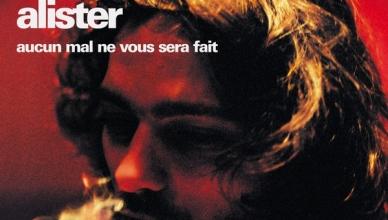 Alister - aucun mal ne vous sera fait cover album