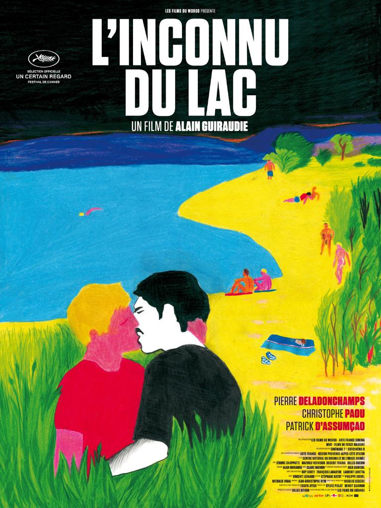 L'inconnu du lac : Affiche - Les Films du Losange