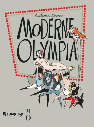 Moderne Olympia Catherine Meurisse