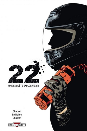 22 - Une enquete explosive t.2