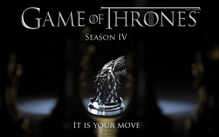 Game Of Thrones - saison 4 HBO affiche