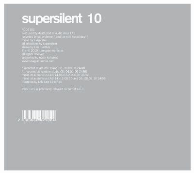 Supersilent 10