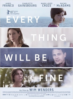 Every Thing Will Be Fine : affiche du film