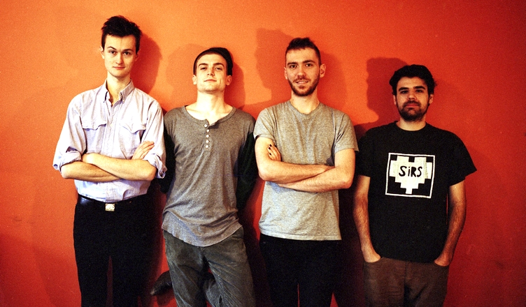 Ought band