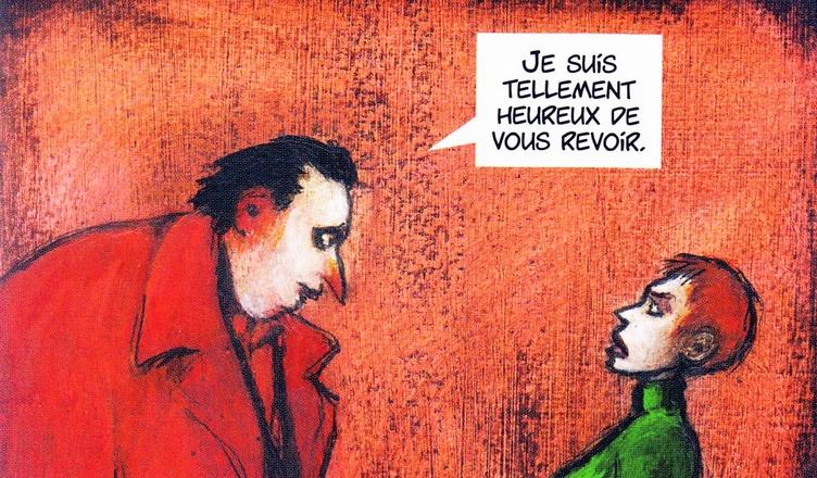 La nuit Mac Orlan - Arnaud Le Gouëfflec et Briac  - bande dessinée