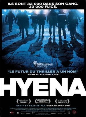 Hyena Affiche Film