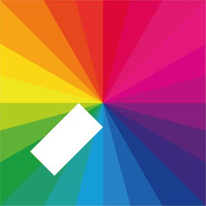 Jamie XX - In colour cover album