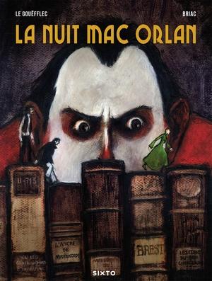 La nuit Mac Orlan - couverture