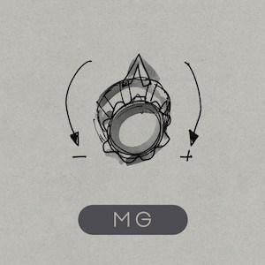 Martin Gore - MG cover album