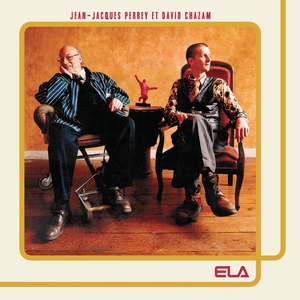 Jean-Jacques Perrey & David Chazam - cover album - Freaksville