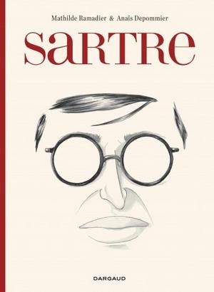 Sartre - Une existence, des libertés - couverture