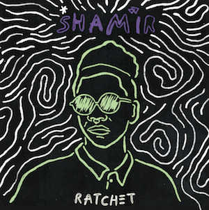 Shamir  Ratchet - cover album
