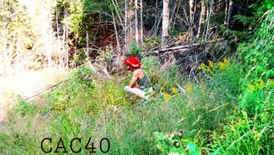 la souterraine - CAC 40 by Benjamin Bleuez
