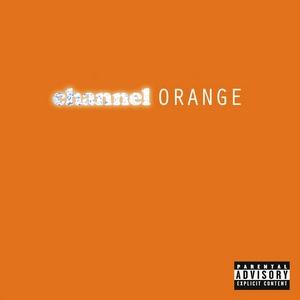 Frank Ocean - Channel orange cover album