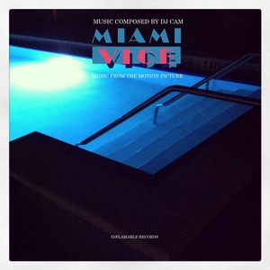 Dj Cam Miami Vice (Inspired by the Serie) pochette album
