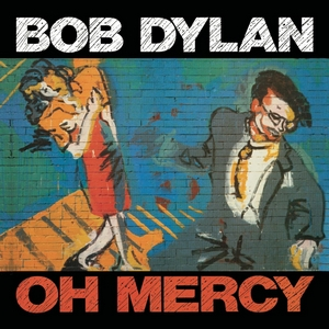 Bob Dylan - Oh mercy - cover album