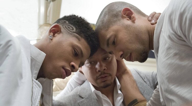Empire saison 1 - Bryshere Y. Gray, Jussie Smollett, Terrence Howard