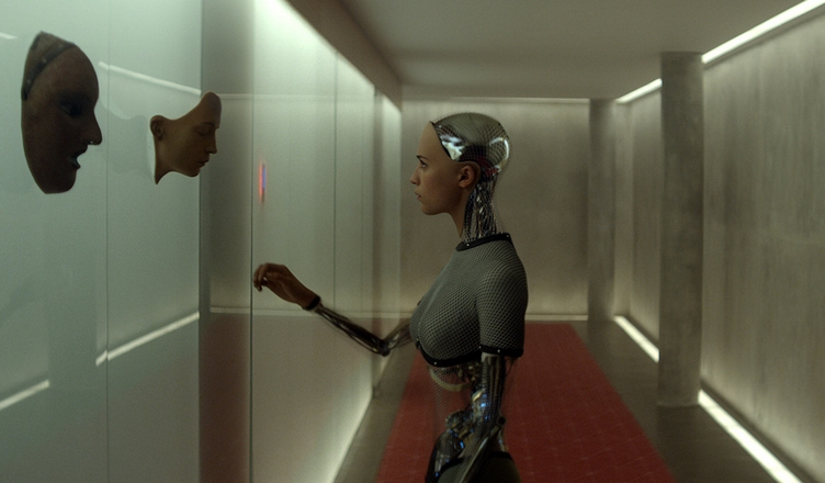 Ex Machina : Photo Alicia Vikander