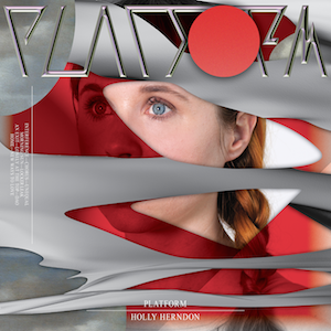 Holly Herndon - cover album