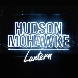 Hudson Mohawke  Lantern cover album