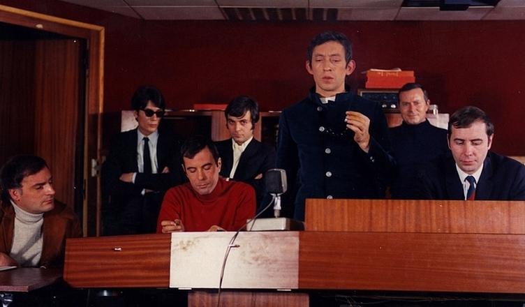 le cinéma de serge Gainsbourg - photo Le Pacha
