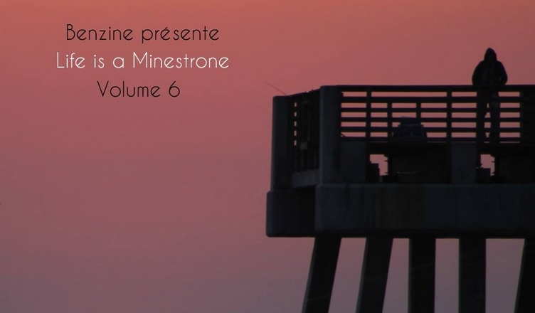 Life Is A Minestrone volume 6
