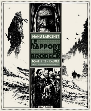Le Rapport de Brodeck, tome 1 – Manu Larcenet