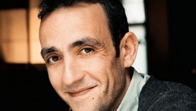 Jérôme Ferrari photo Mathias