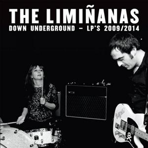 The Limiñanas – Down Underground - LP's 2009/2014