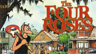 The Four Roses – Baru et Jano
