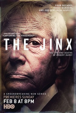 The Jinx Affiche HBO séroe
