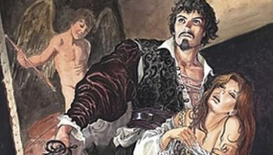 Milo Manara - Le Caravage Tome 1 : La palette et l'épée