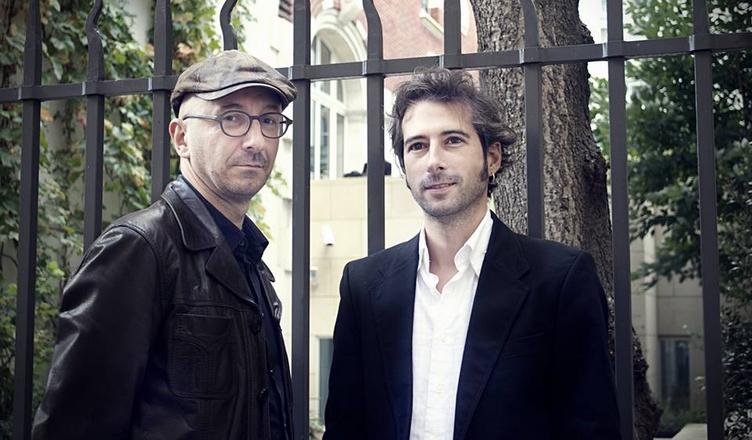 Éric Bonnargent et Gilles Marchand