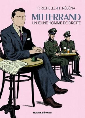 Mitterrand, un jeune homme de droite couverture