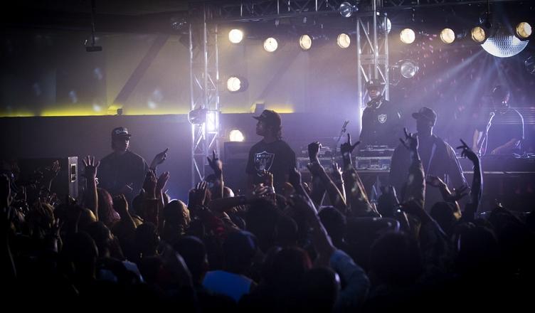 Straight Outta Compton image film