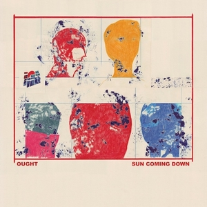 Ought, Sun Coming Down cover album