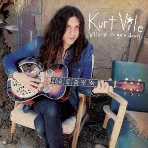 Kurt Vile - B'lieve I'm Goin Down - cover album