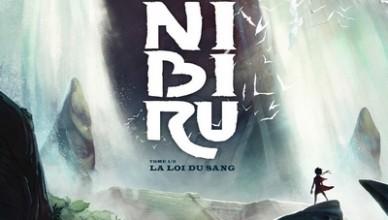 Izu - Mathieu Moreau - Le cycle de Nibiru - La loi du sang
