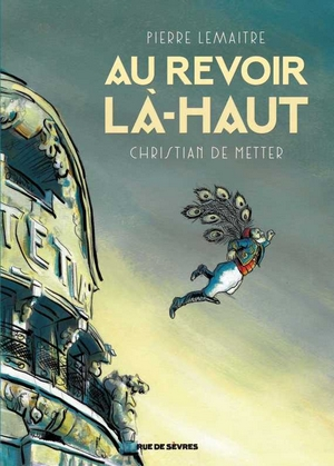 Couverture Au revoir là-haut (Rue de Sèvres)