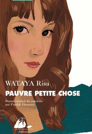Pauvre chose de Risa Wataya couverture