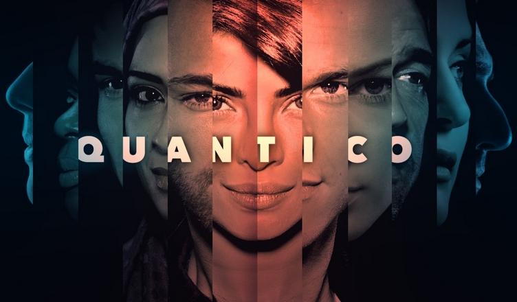 quantico- saison 1 affiche