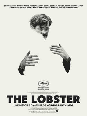 the-lobster-affiche-Yorgos-Lanthimos