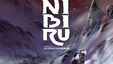 Izu – Mathieu Moreau - Le cycle de Nibiru - La fin d'un monde