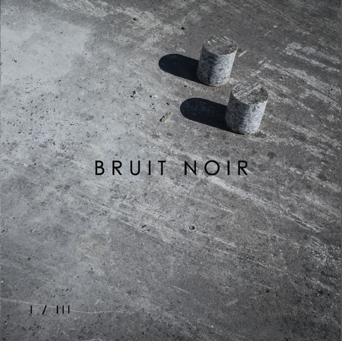 Bruit Noir cover album