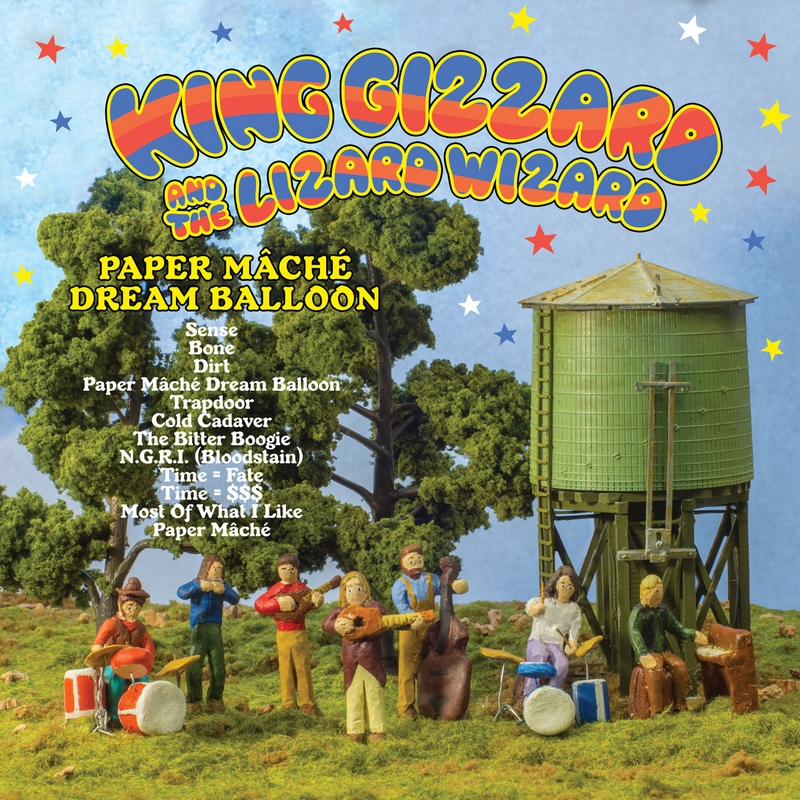 King Gizzard & The Lizard Wizard – Paper Mâché Dream Balloon