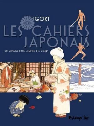 Igort - Les Cahiers japonais couv home