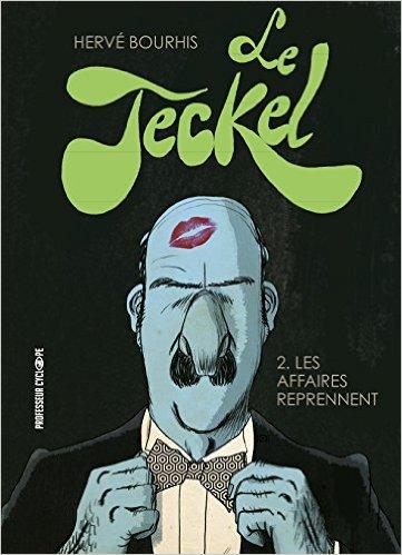 Le teckel tome 2 Les affaires reprennent - Hervé Bourhis couverture