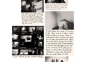 L'autre journal - Hervé Guibert couverture Gallimard 2015