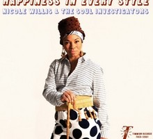 Nicole Willis – Happiness in Every Style