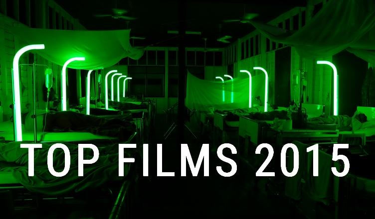 TOP FILMS 2015 BENZINE